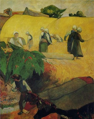 gaugin-paul-la-fenaison