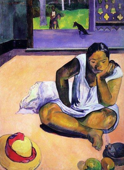 gauguin-te-faaturuma-1891la-boudeuse