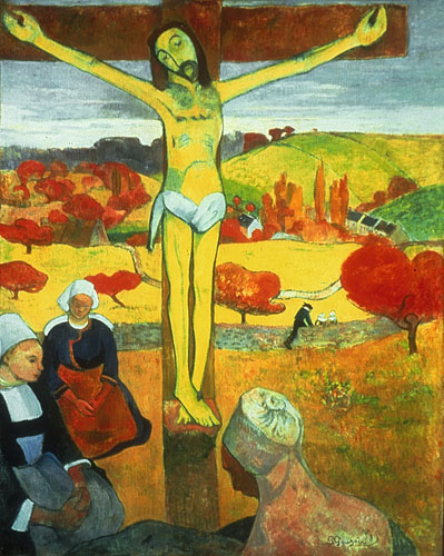 gauguin-the-yellow-christ