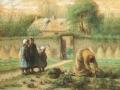 jardin famille millet