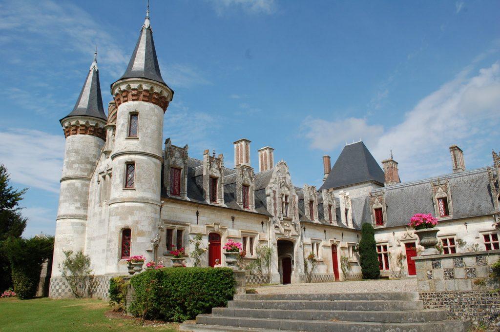 Châteaux de Regnière-Ecluse